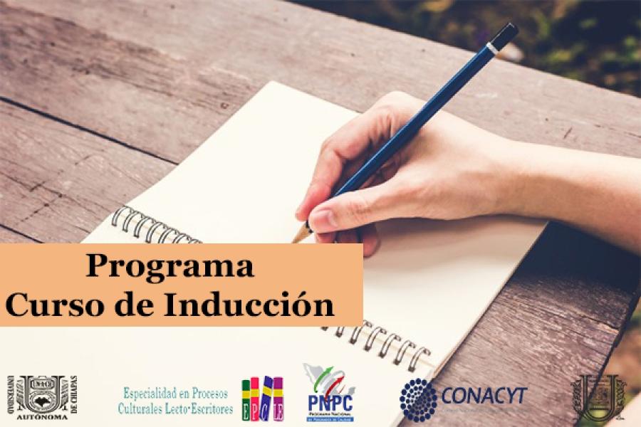 Programa curso de inducción
